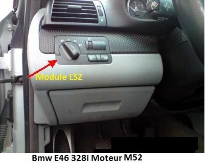 [ BMW E46 328I an 2000 ] Feu de route droit allumé (résolu)  63_e4610
