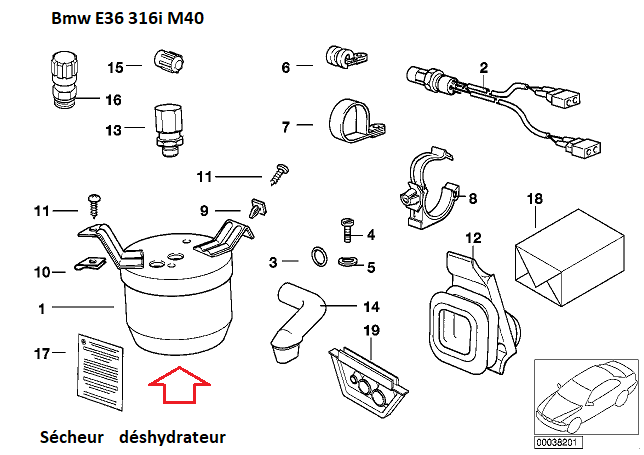 [ BMW e36 316i M40 an 1993 ] pb lubrification arbres à cames couleur rouge compartiment (Résolu ) 64_01610