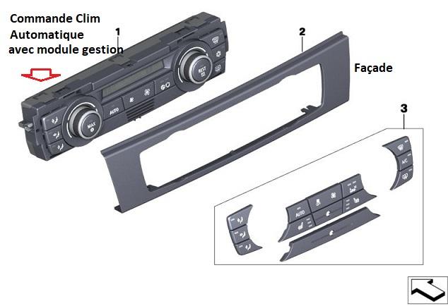 [ BMW E87 118D an 2006 ] Problème climatisation (INPA) 64_11811