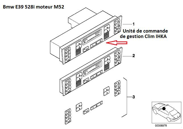 [Bmw E39 528i M52 1998 boite méca], problème de climatisation 64_com10