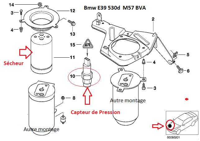 [ BMW E39 530d an 2003 ] Problème Clim 64_e3911