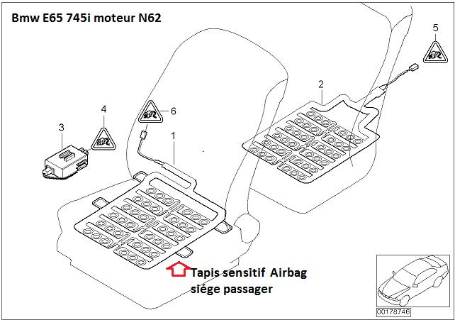 [ BMW e65 745i an 2002 ] voyant de ceinture et d'airbag allumés - Page 2 65_tap10