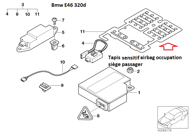 [ BMW E46 318D an 2001 ] voyants allumé ABS et Airbag (Résolu) 65_tap15