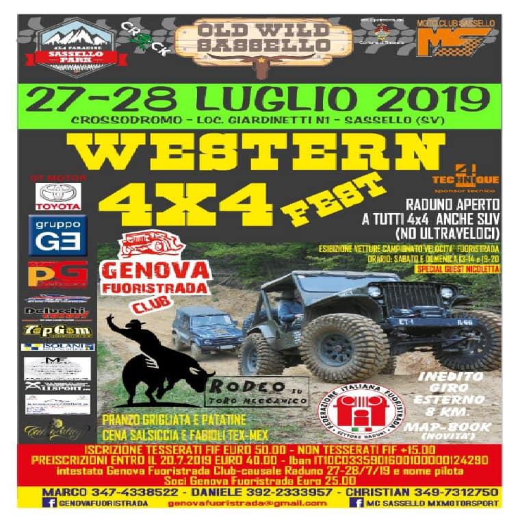 OLD WILD SASSELLO   WESTERN 4X4 Fest  64675510