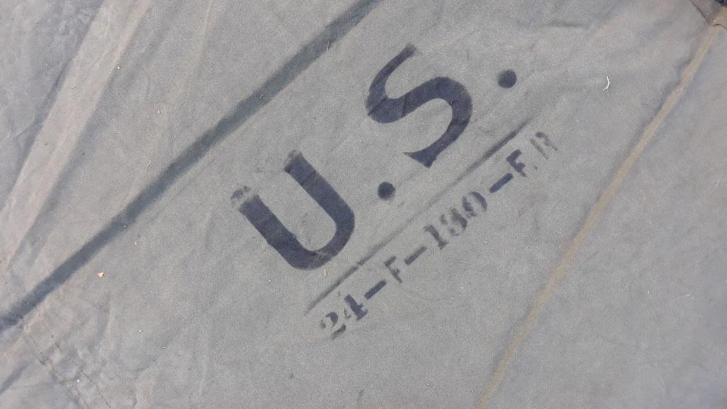 toile de tente U.S  Snapch13