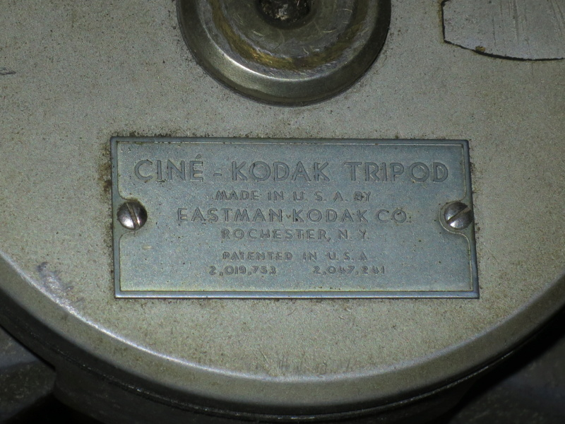 Ciné Kodak Tripode Img_1556