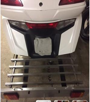 porte bagage arrière pour goldwing 1800 2019-110