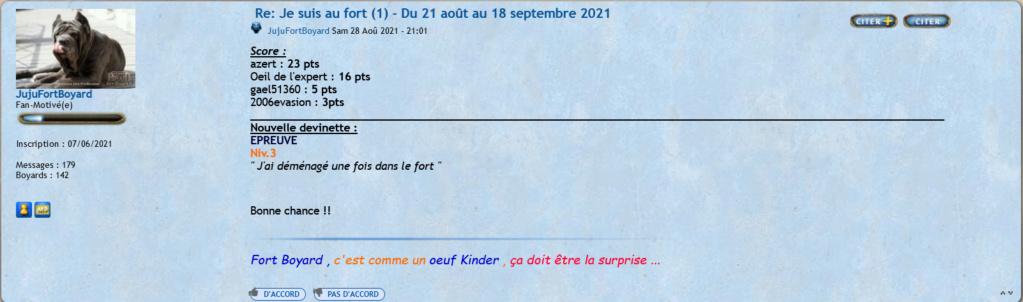 Je suis au fort (1) - Du 21 août au 18 septembre 2021 - Page 5 Azert_10