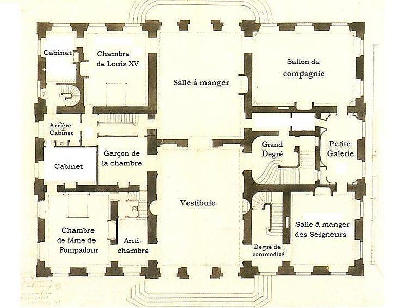 Château de Bellevue à Meudon 0096b010