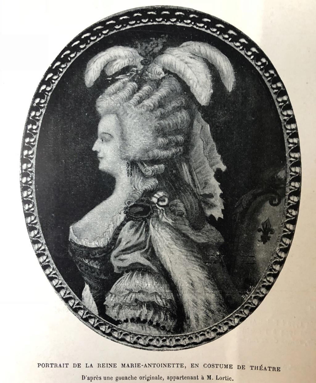 Portraits de Marie-Antoinette : les gravures, estampes, mezzotintes, aquatintes etc.  - Page 3 02f70d10