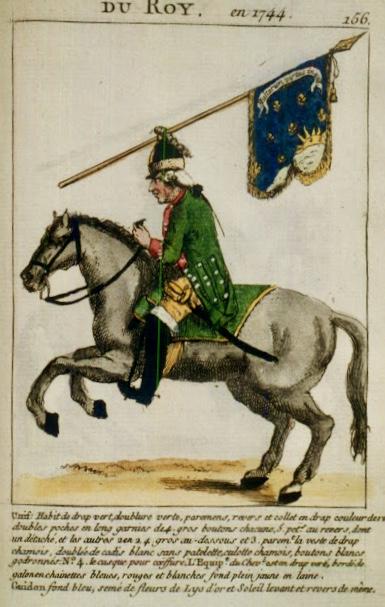 Mémoire du baron de Goguelat, sur les événements relatifs au voyage de Varennes 0497fe10