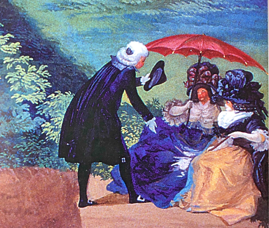Une fête à St Cloud en 1788 113cf810