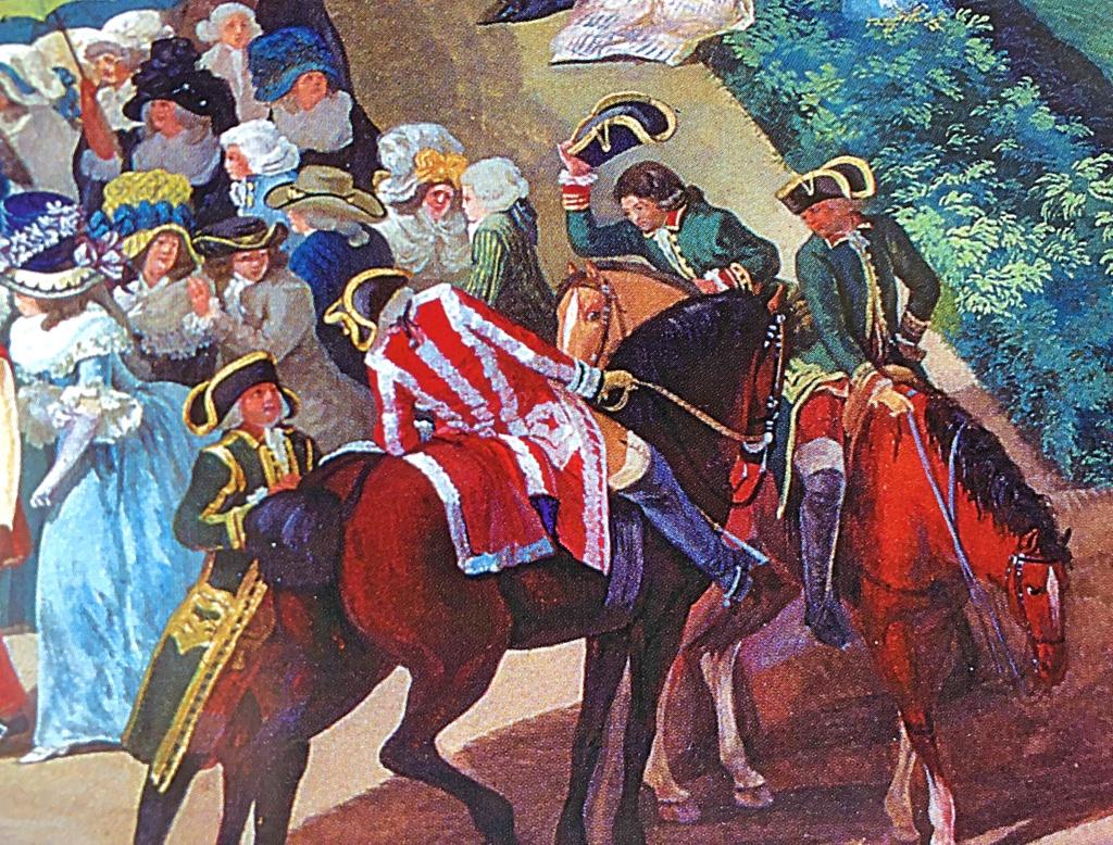 Une fête à St Cloud en 1788 13110410