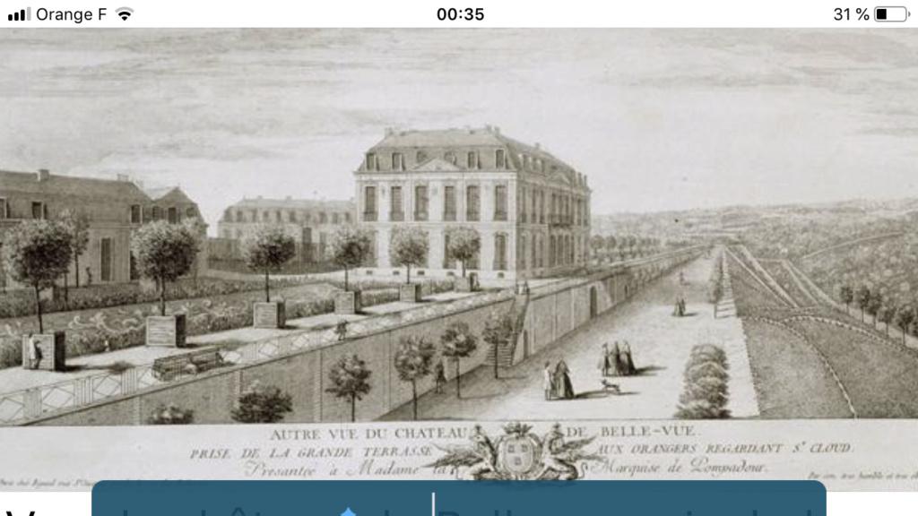 Château de Bellevue à Meudon 146b8c10