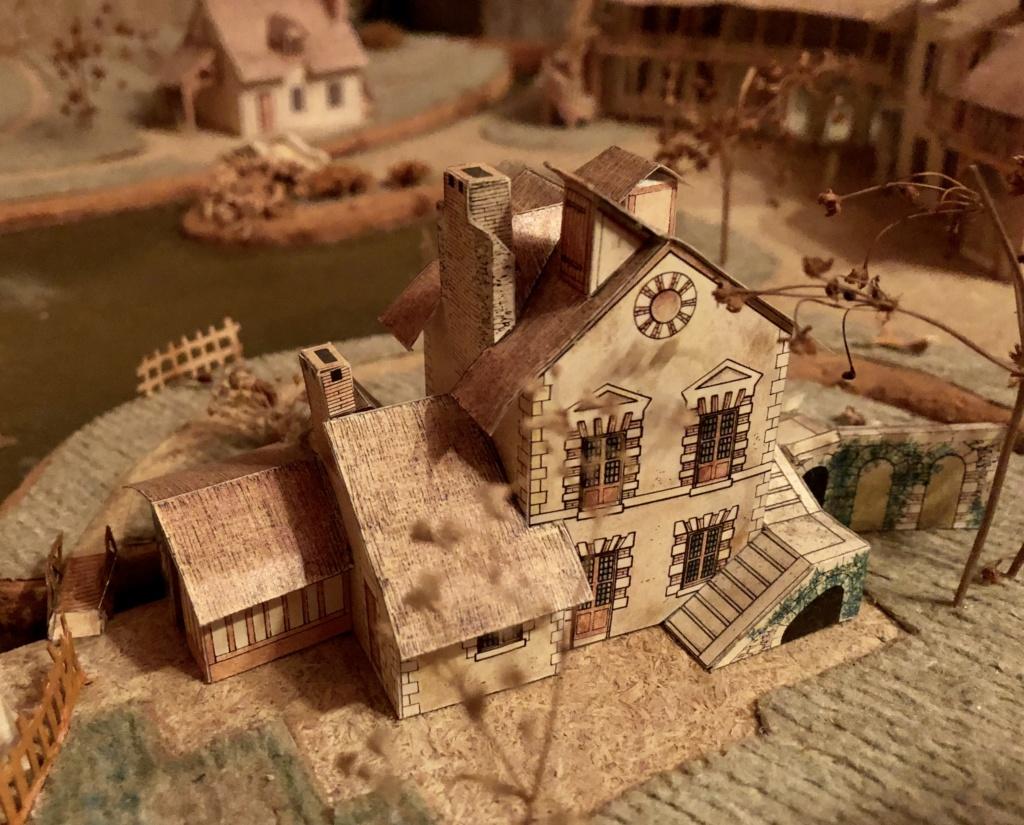 Le moulin du Hameau du Petit Trianon 1c2d5310