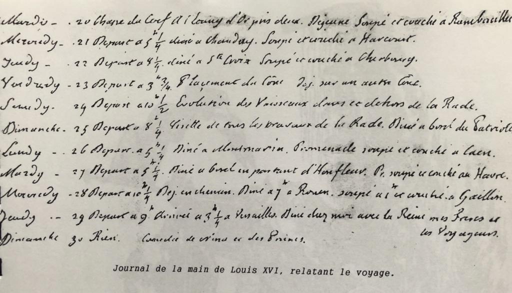 normandie - Le voyage de Louis XVI en Normandie - Page 2 1f8cb310