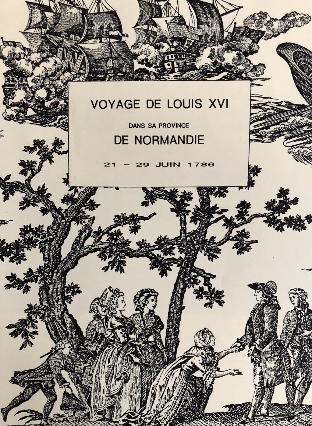 Le voyage de Louis XVI en Normandie 20439110