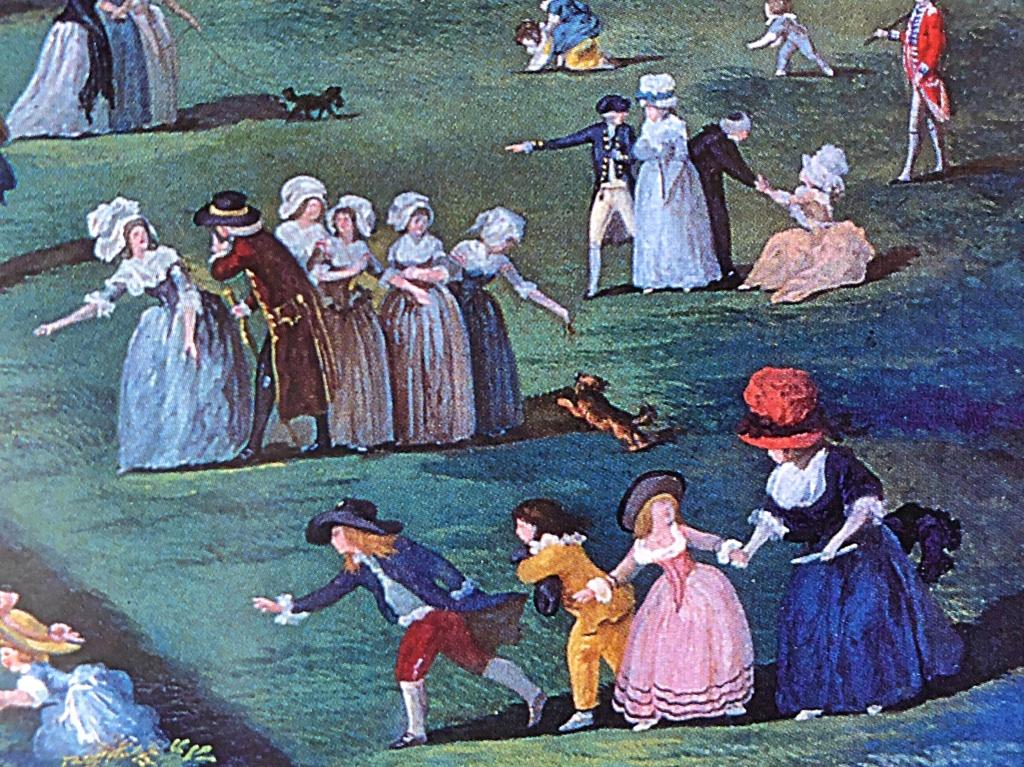 Une fête à St Cloud en 1788 2d2caf10