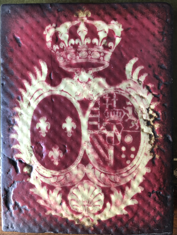 Généalogie, Héraldique, Armoiries, et Blasons de Marie-Antoinette - Page 2 310da710