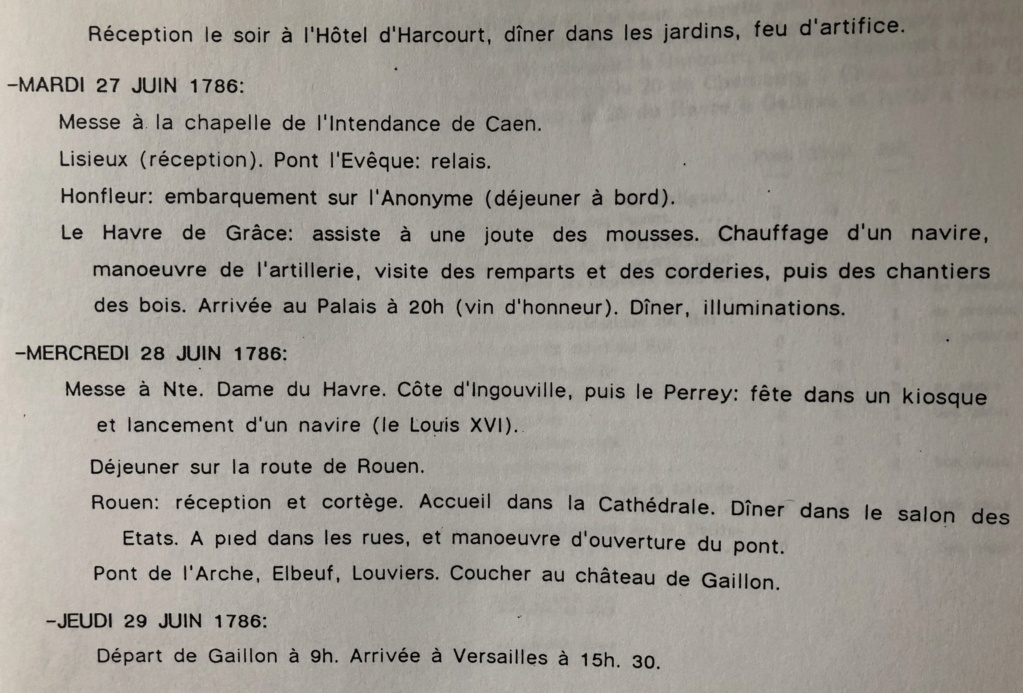 Le voyage de Louis XVI en Normandie 3609e810
