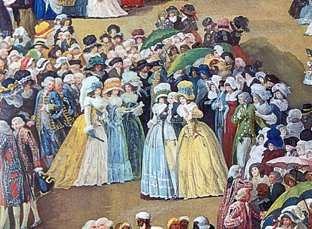 Une fête à St Cloud en 1788 3a78c210