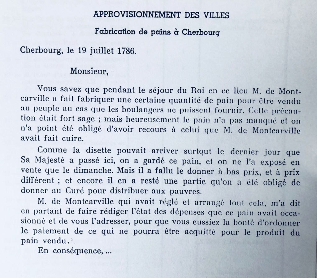Le voyage de Louis XVI en Normandie - Page 2 3ce7e410