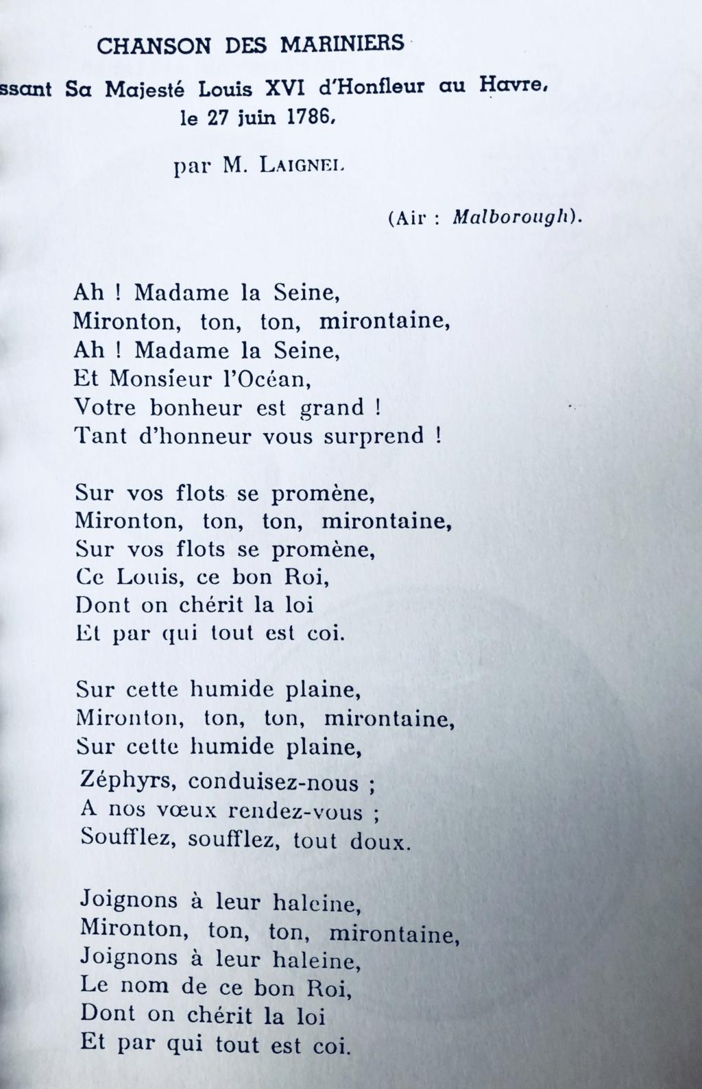 Le voyage de Louis XVI en Normandie - Page 2 4149d310