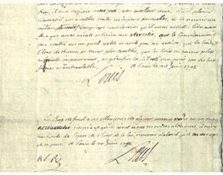 Déclaration de Louis XVI à tous les Français à sa sortie de Paris 20 juin 1791 447fb010