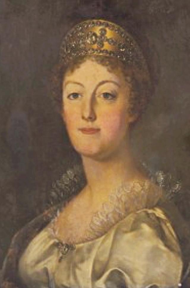 Portraits de Marie-Antoinette costumée à l'antique, ou en vestale, par et d'après F. Dumont  4f353f10