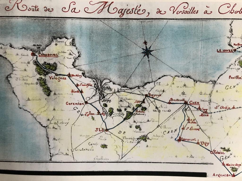normandie - Le voyage de Louis XVI en Normandie - Page 2 52dabf10