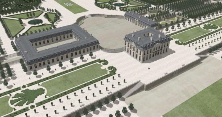 Château de Bellevue à Meudon - Page 3 58185910