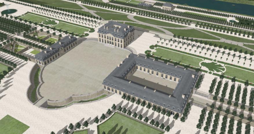 Château de Bellevue à Meudon 5a370310