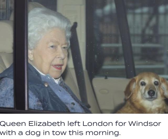 La reine Elisabeth II  - Page 8 63b3e510