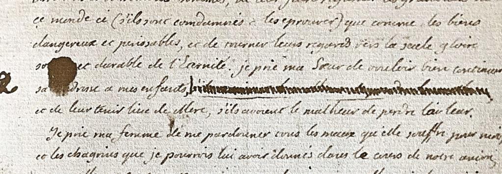 Le Testament de Louis XVI 7362b610