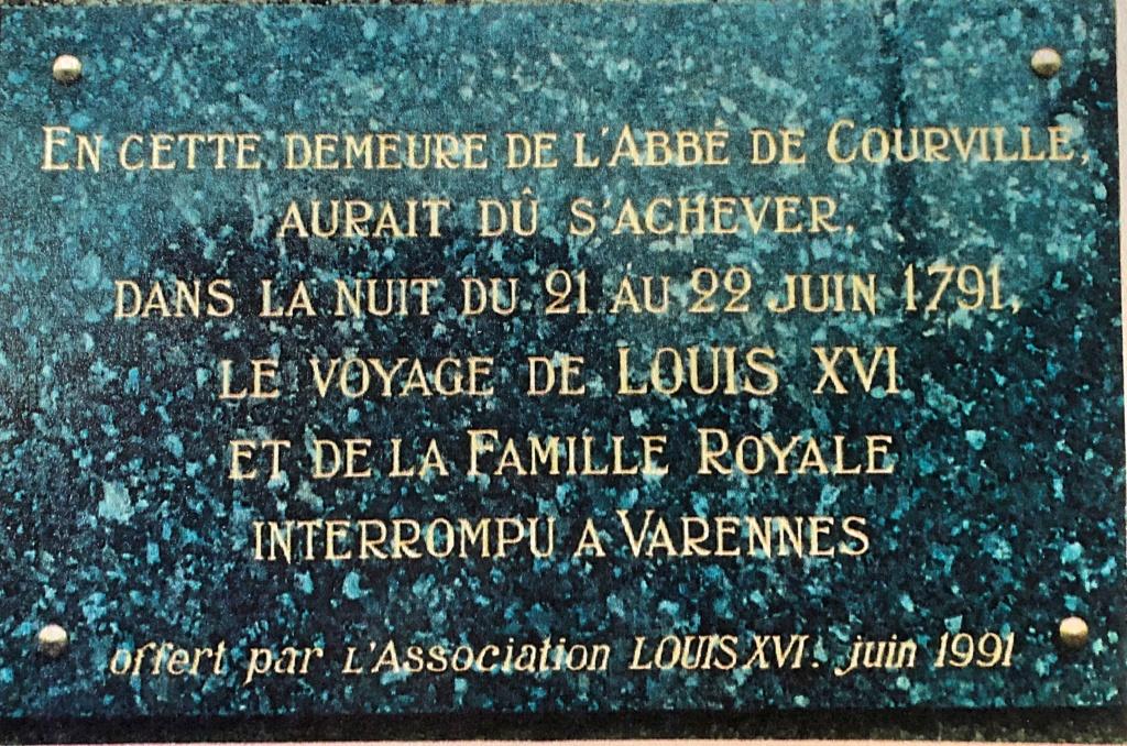 La fuite vers Montmédy et l'arrestation à Varennes, les 20 et 21 juin 1791 - Page 10 73f6c010