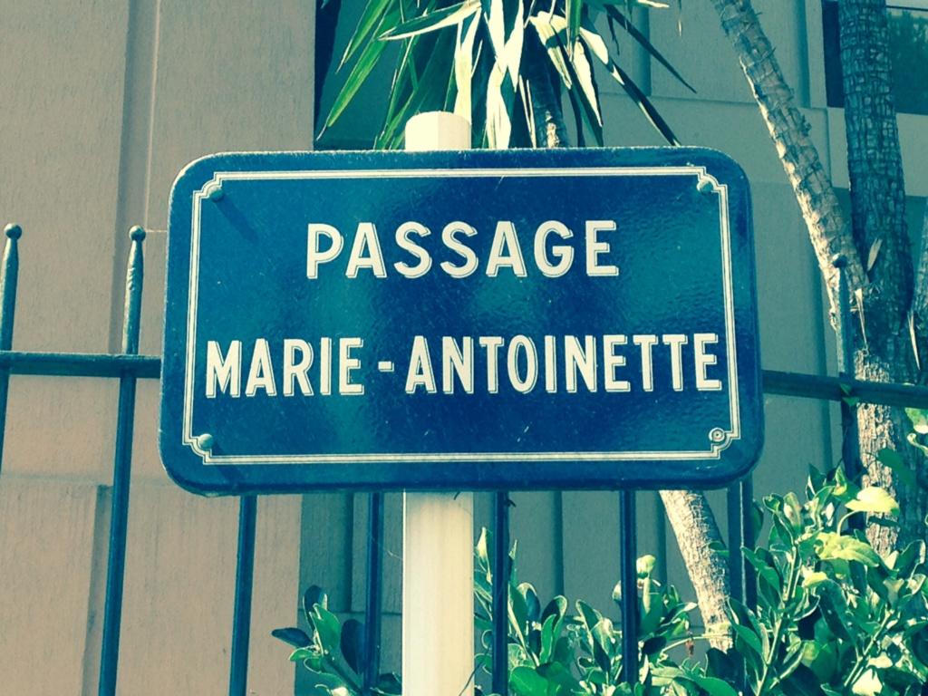 La seule rue Louis XVI en France est à Cherbourg ! 7951c710