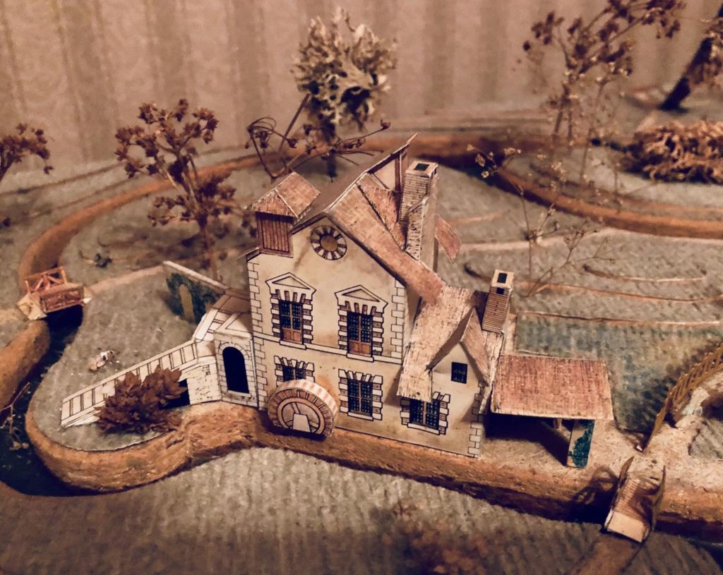 Le moulin du Hameau du Petit Trianon 870bdf10
