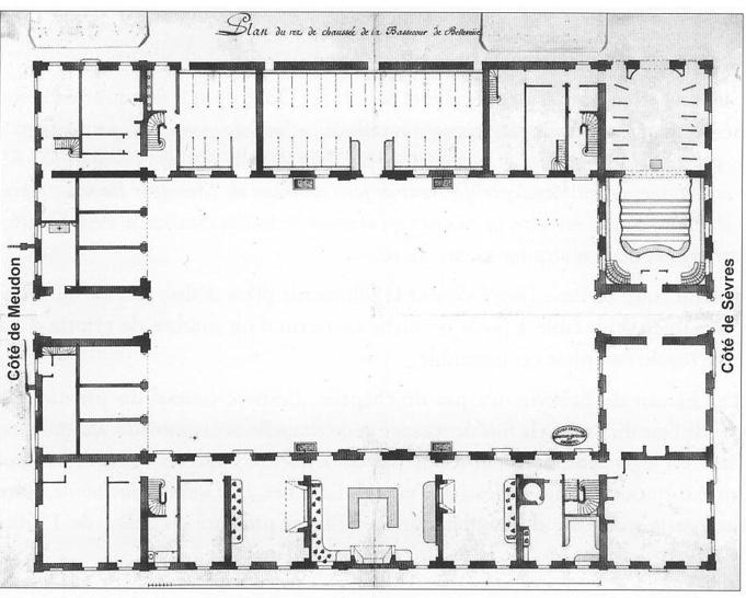 Château de Bellevue à Meudon - Page 3 8de53910
