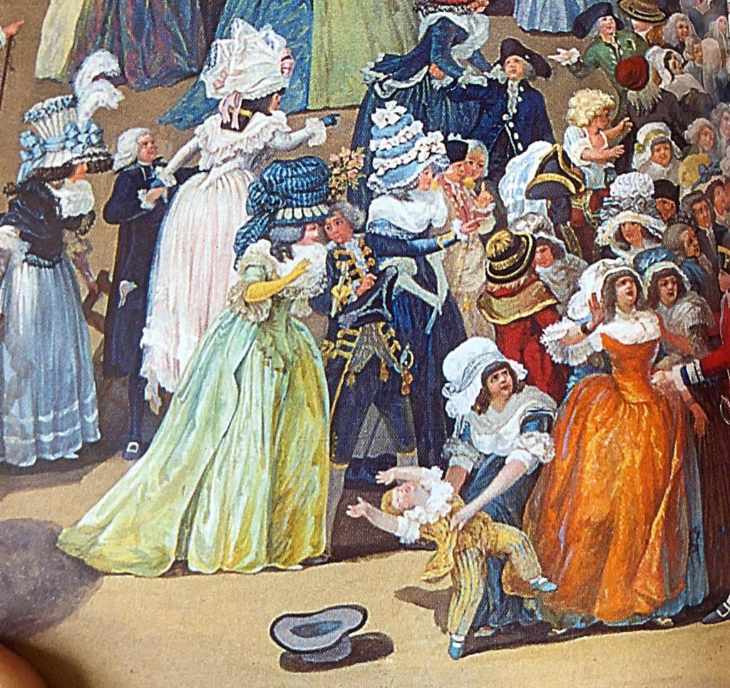 Une fête à St Cloud en 1788 94684810