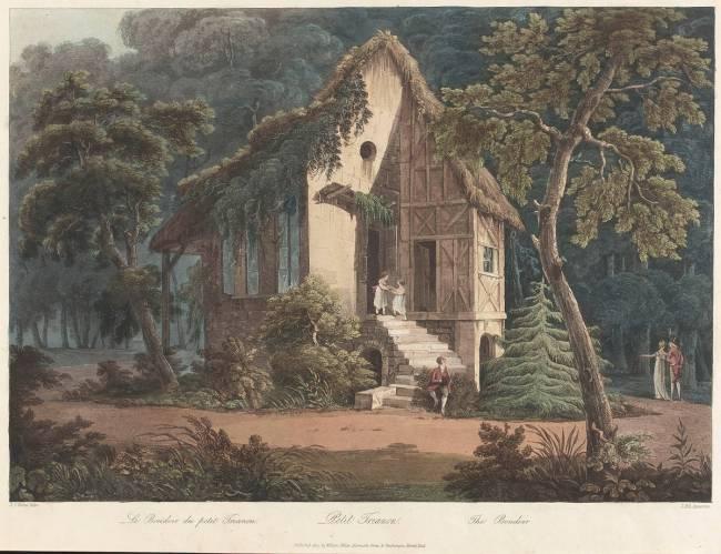 Le Boudoir du Hameau du Petit Trianon 96178d10