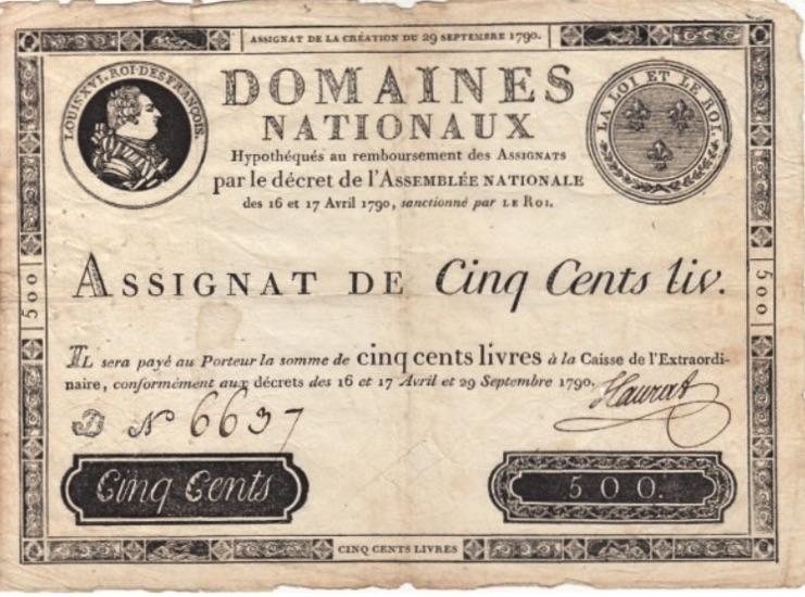 Varennes : Jean-Baptiste Drouet a-t-il reconnu Louis XVI grâce au profil du roi gravé sur une pièce de monnaie ?  9e603f10