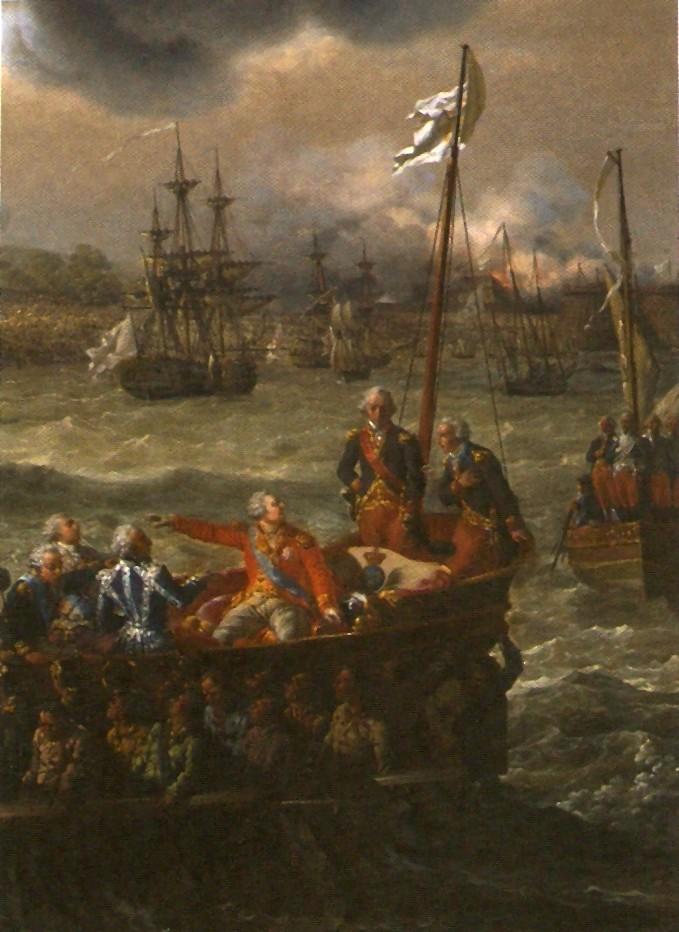 Le voyage de Louis XVI en Normandie A1080710