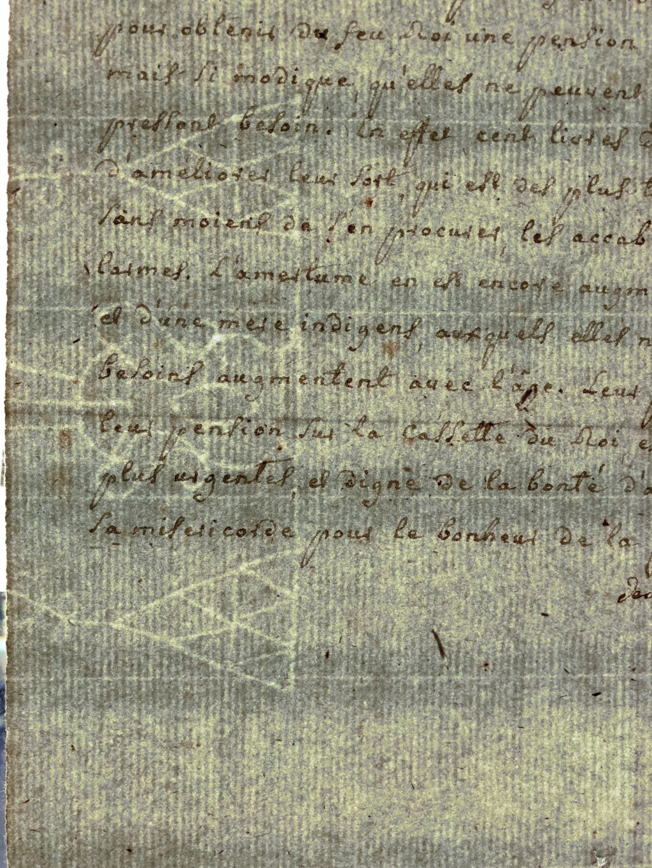 Lettres autographes et écrits de Louis XVI A1a7dd10