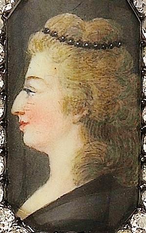 Divers portraits de Marie-Antoinette : miniatures du XVIIIe siècle (dont artistes non attribués) - Page 4 Ae6f3f10