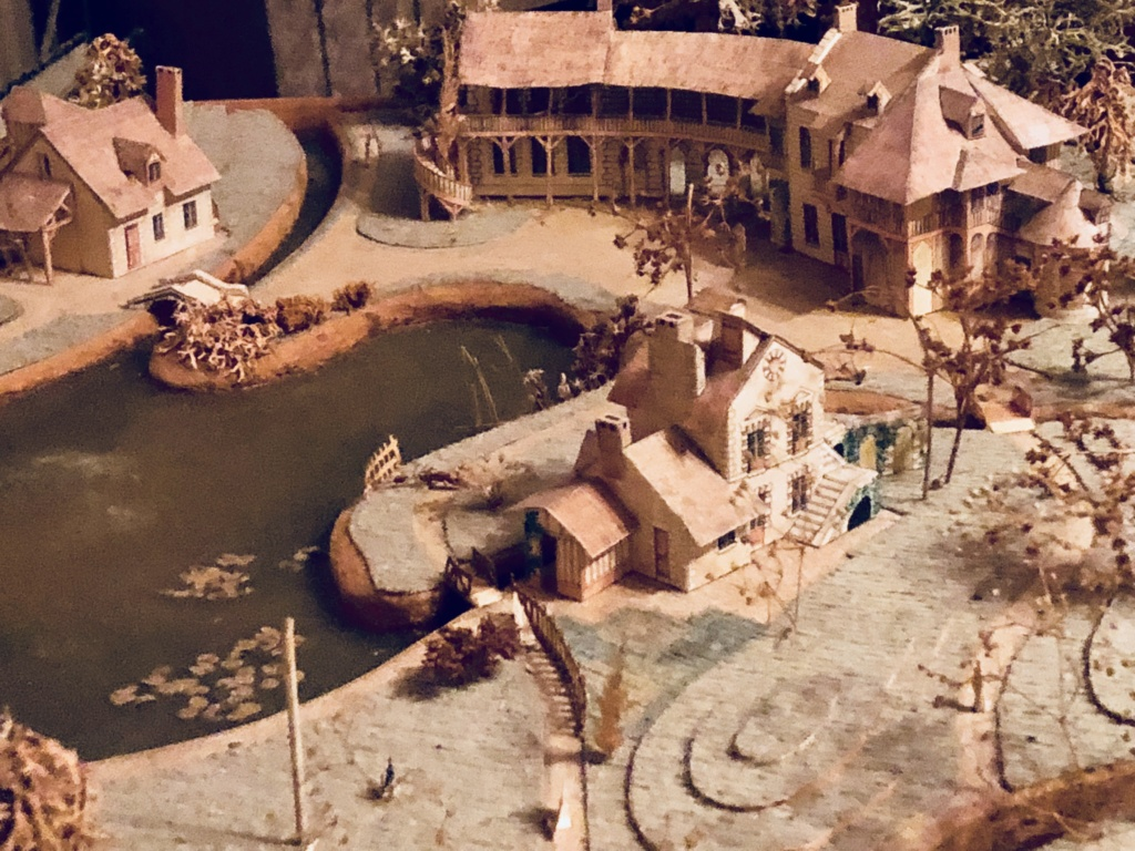 Le moulin du Hameau du Petit Trianon C1957510