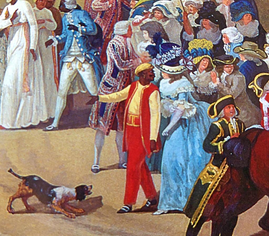 Une fête à St Cloud en 1788 Ca16a010