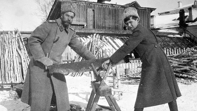 Il y a 100 ans, abdication du tsar Nicolas II Caabc310