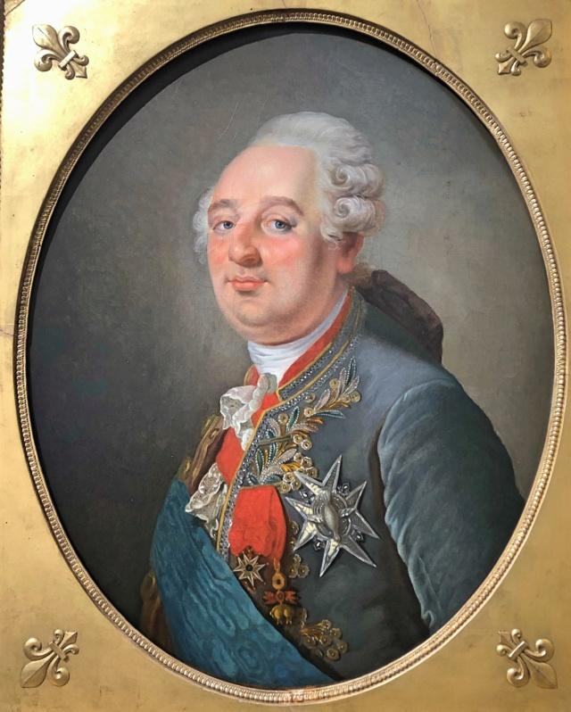 Roslin - Portraits de Louis XVI, roi de France (peintures, dessins, gravures) - Page 5 Deed2710