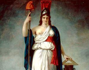 Le bonnet phrygien de la Révolution française E0681610