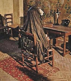 La cellule de Marie-Antoinette à la Conciergerie   - Page 6 E1ecb610